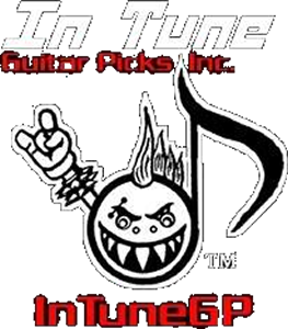 In Tune Custom Guitar Picks